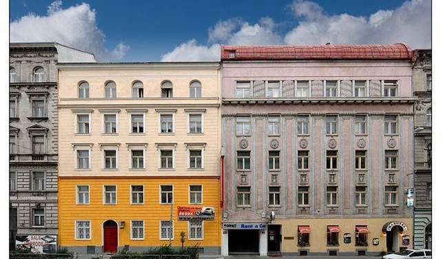 Search availability for the best hotels in Prague