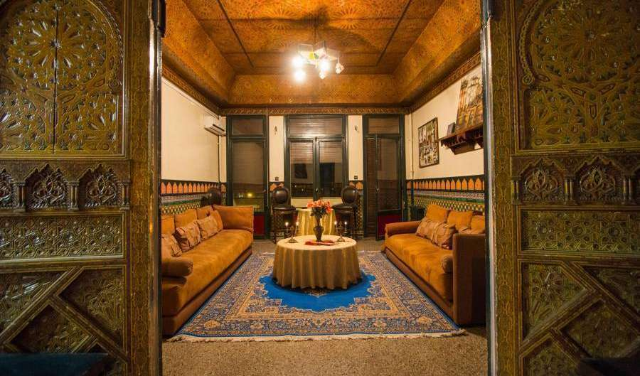 first-rate hotels in Fes, Morocco