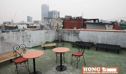 hotels and music venues in Seoul, South Korea