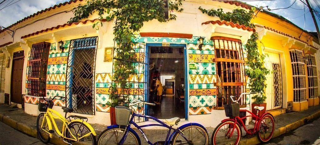 One Day Hostel, Cartagena, Colombia