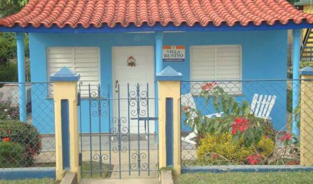 a new concept in hospitality in Vinales, Cuba